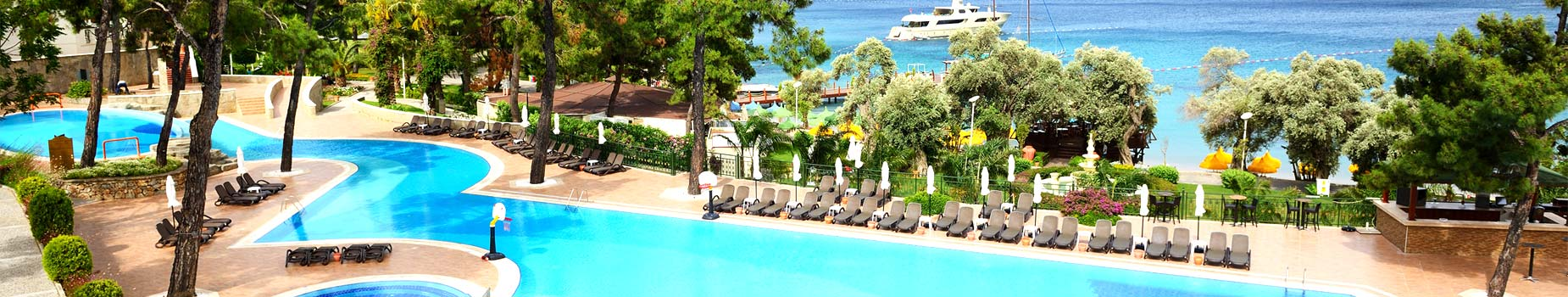 All inclusive naar Bodrum