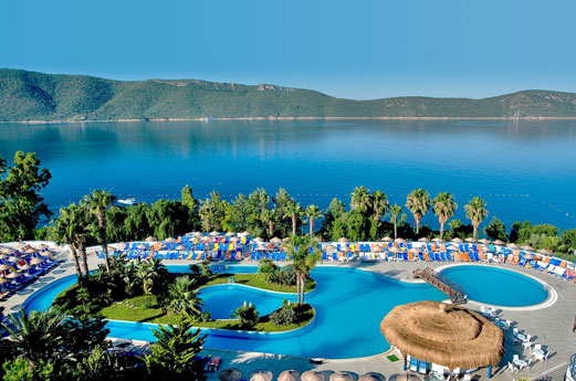 Bodrum Holiday Resort zwembaden