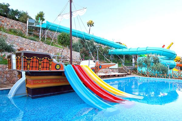 Ersan Exclusive Resort & Spa kinderbad