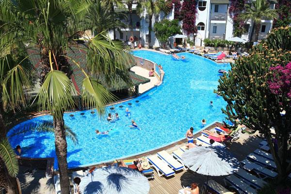 Parkim Ayaz hotel bodrum