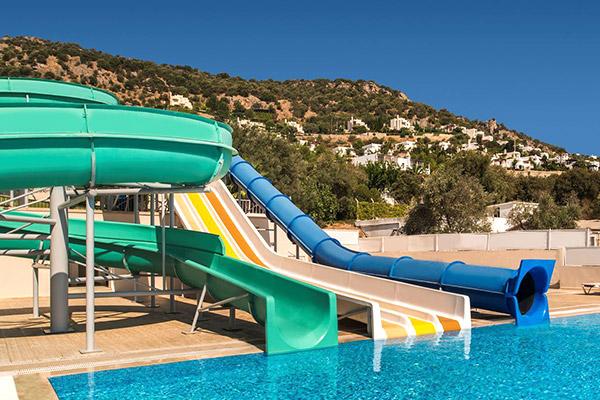 zwembad voor kinderen